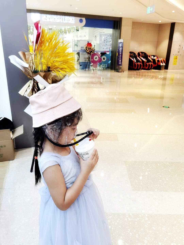 MoAnBee Kids Sun Hat Cute Children Hat UV-Proof Anti-Sunburn