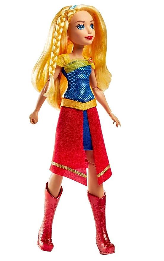 DC Super Hero Girls Supergirl of Krytpon Origin Doll