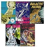 Lensman Series 1-5 (Triplanetary, First Lensman, Galactic Patrol, Gray Lensman, Second Stage Lensman)