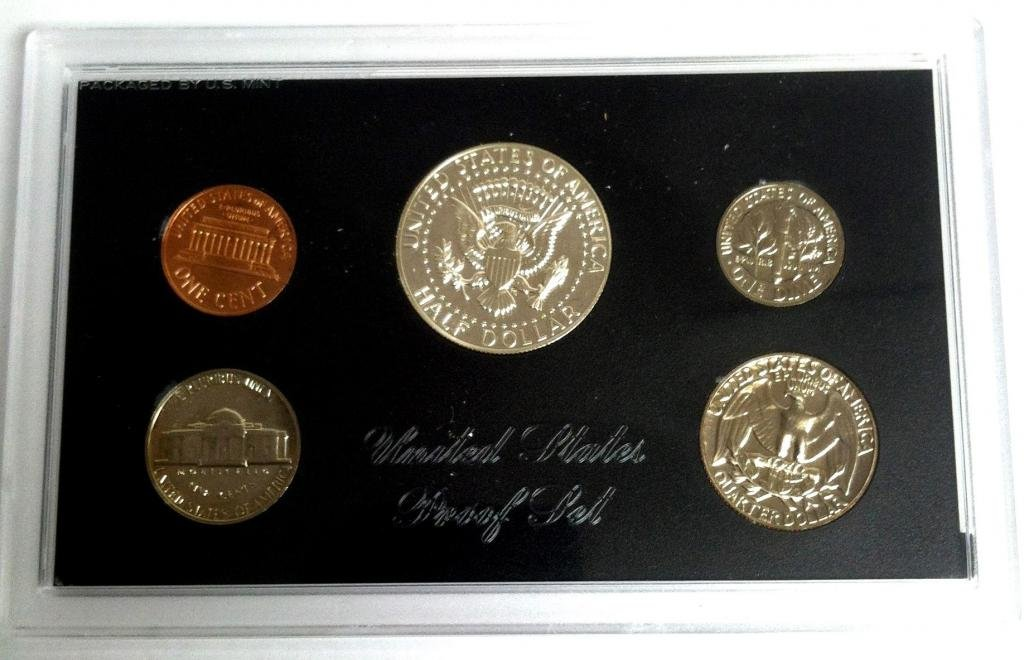 1964-P Proof Set United States US Mint Original Government Packaging Box