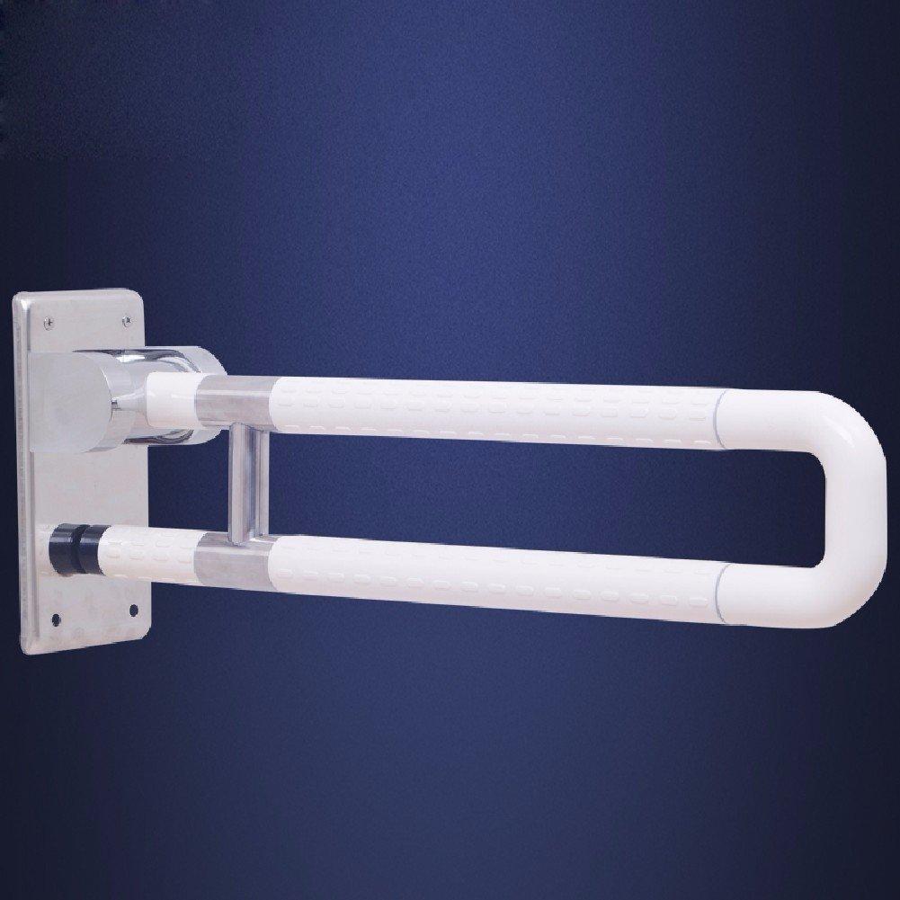 MDRW-Safety Handrail Barrier Free Toilet Folding Armrest Safe Antiskid Handle For Disabled Old People'S Bathroom And Toilet
