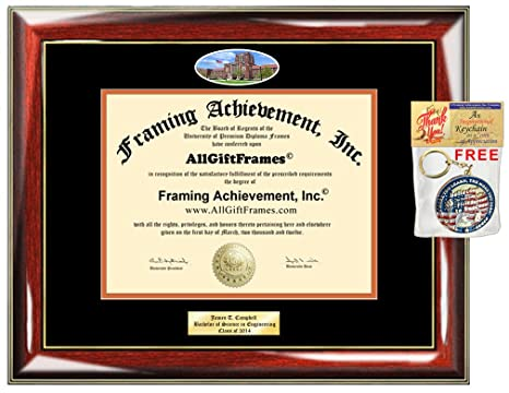 Amazon Com Diploma Frame University Of Tennessee Knoxville