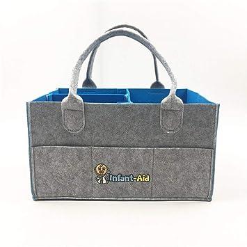 Amazon.com: infant-aid Caddy organiser  guardería bolso para ...