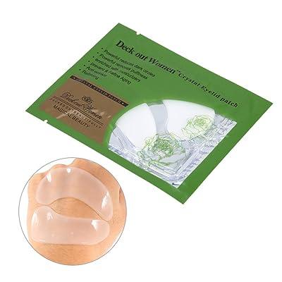10 Paires Collagène Patch Yeux Hydratant Anti-rides Éliminer Poches et Cernes Anti Age Masques Soin pour les Yeux