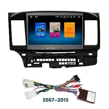 """Roverone 10.2"""" Android Sistema Octa Core Autoradio Reproductor de GPS del Coche para Mitsubishi Lancer"""