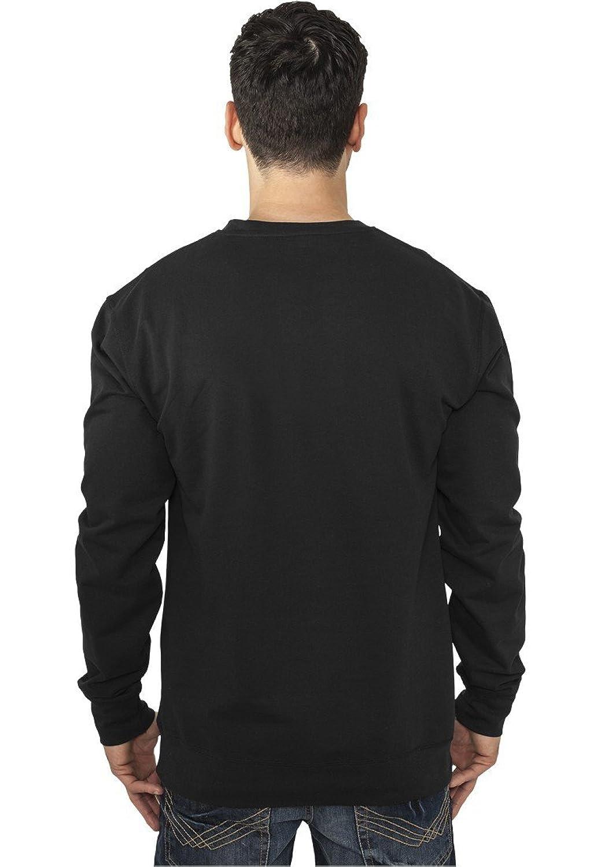 Urban Classics Men Overwear / Jumper Contrast Pocket grey XL