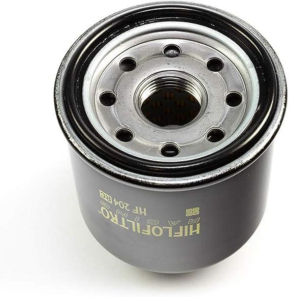 Ölfilter Set 3 Stück Hiflo Hf204rc Für Arctic Cat Kawasaki Auto