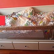 Asalvo 151504 - Barrera de cama 150 cm para bebés, diseño ...