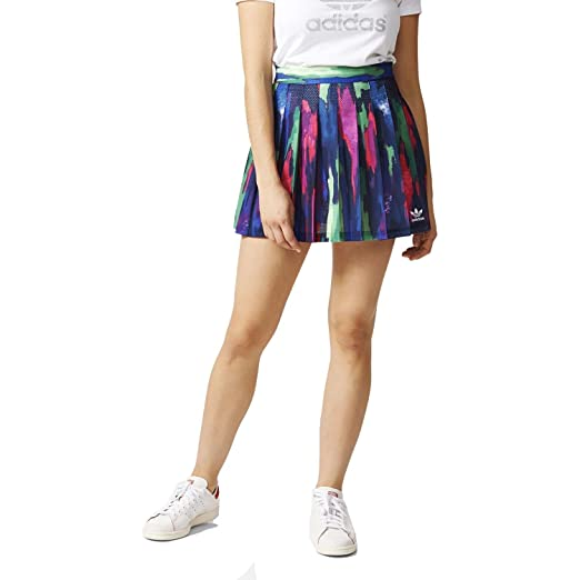 6e0a414a Adidas Pharrell Williams Camouflage Tree Women's Skirt Multi Color ao3161  (Size ...