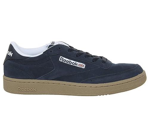Reebok Club C 85 Mu, Zapatillas de Gimnasia para Hombre: Amazon.es: Zapatos y complementos