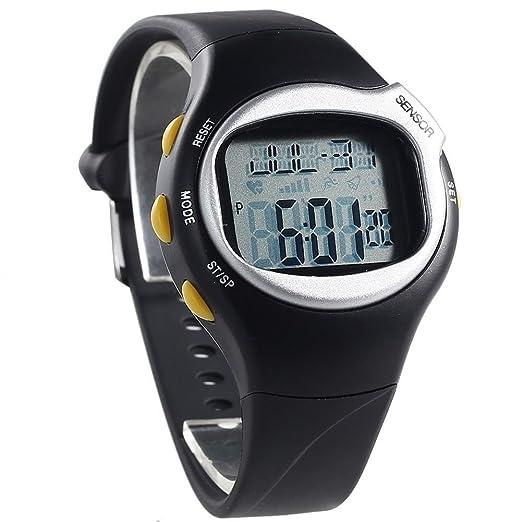 Amazon.com: Nuevo deporte pulso Monitor de frecuencia ...