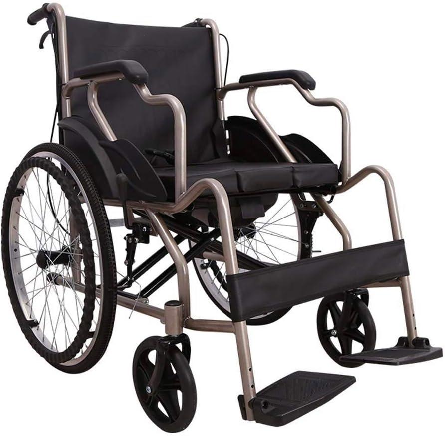 実用的 超軽量自走式車いす、アルミ合金車椅子、折り畳み式携帯手動車いす、多機能手動車いす、高齢者に適した車いす 福祉