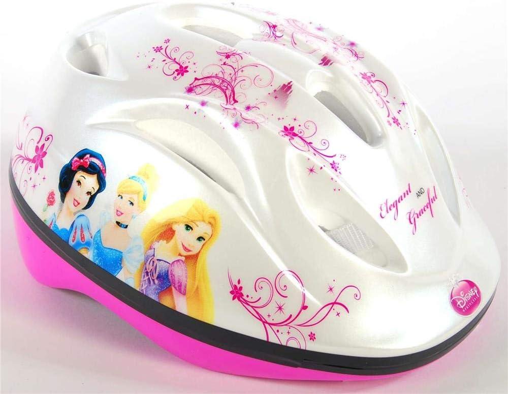 Disney volare00487 Volare Princess - Casco para Bicicleta Infantil