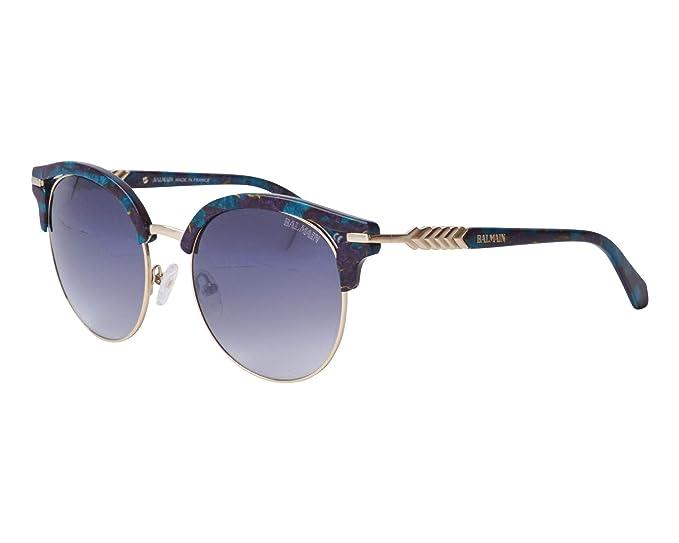 Amazon.com: Gafas de sol Balmain (BL-2501 04) Mix mármol ...
