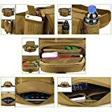 WOTOW Multi Functional Waist Pack, Military Single