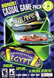 quest for egypt - Casual Variety Pack (Mahjongg Artifacts, Brickshooter Egypt, Atlantis Quest) - PC