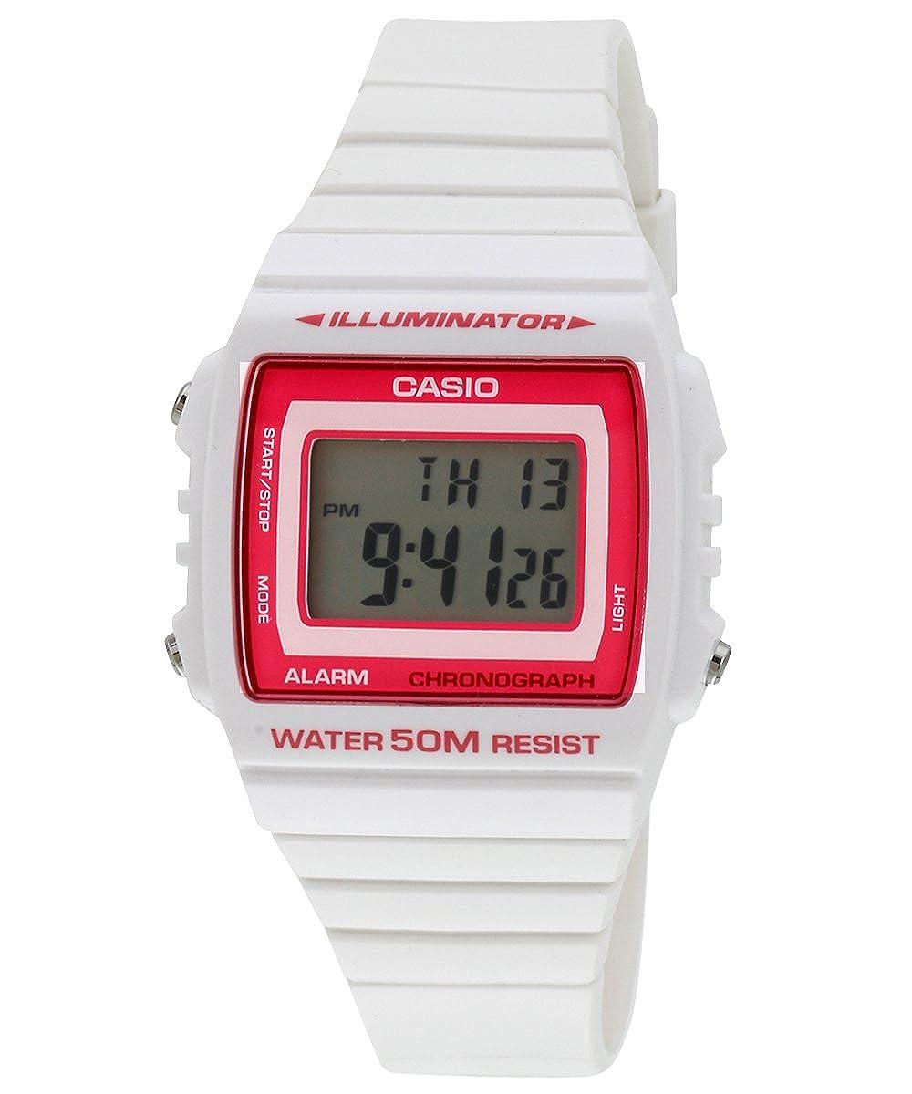 Casio Reloj con Movimiento Cuarzo japonés W-215H-7A2VDF (I082) 43.8 mm
