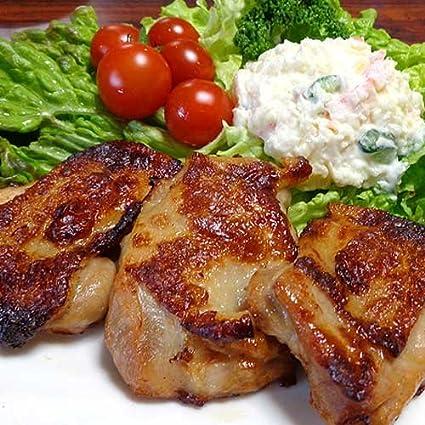ローストチキンステーキ 簡単調理ジューシーなもも鶏肉ローストチキンステーキ80g×10