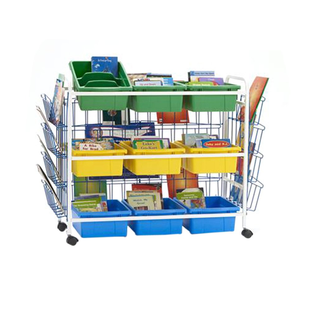 Copernicus School Classroom Office Deluxe Leveled Reading Book Browser -9 TUB