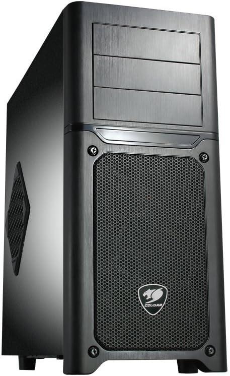 Cougar MX500 Midi-Tower – Negro: Amazon.es: Informática