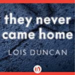 They Never Came Home | Lois Duncan