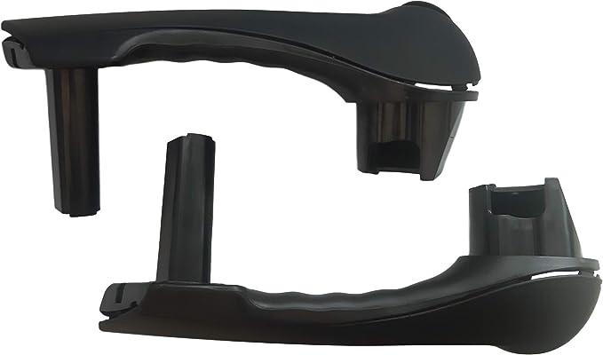 GoGoEu Tirador Interior Delantero Negro 7701475315-16 para Megane 2