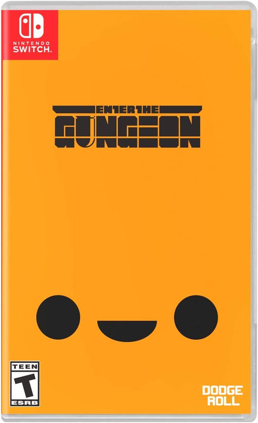 Amazon com: Enter The Gungeon: Deluxe Edition - Nintendo