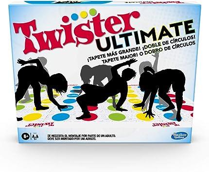 Hasbro Gaming- Twister Ultimate (B8165175): Amazon.es: Juguetes y juegos
