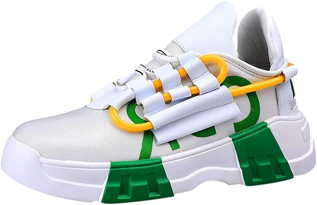 UOMOGO - Zapatillas de Running de Verano para Hombre - Zapatillas ...