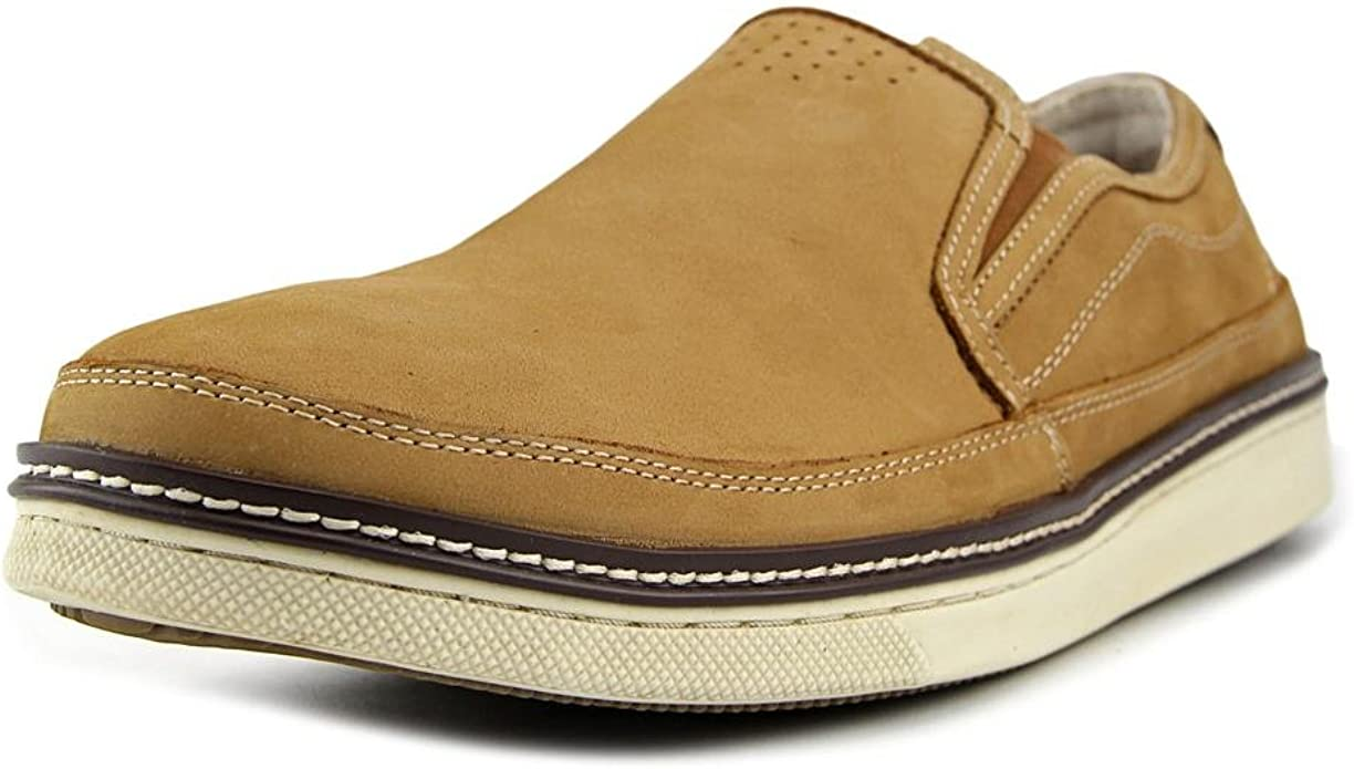 Jerry Slip On Loafer Casual Shoes Tan