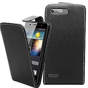 Accessory Master 5055907814316 - Funda para Huawei Ascend G6, color Negro