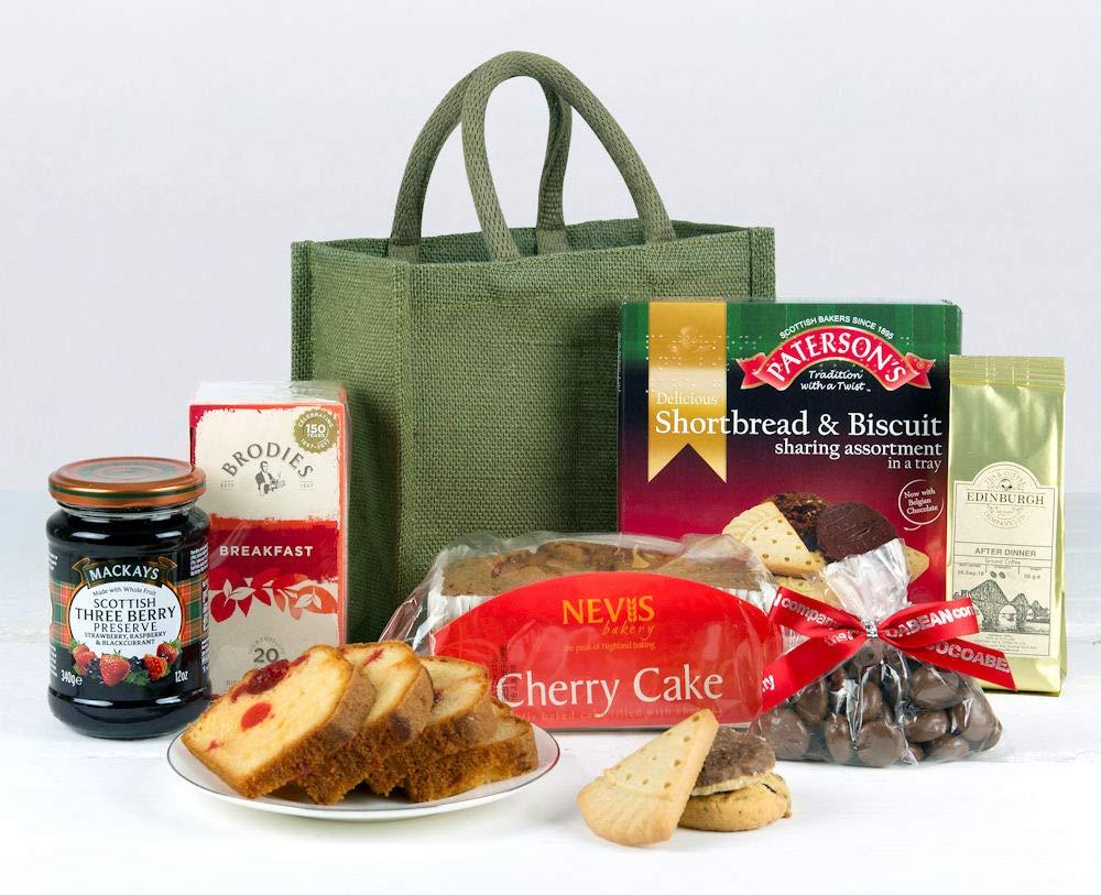 Scottish Gift Hamper - A Wee Scottish Gift Bag - Scottish Hampers: Amazon.co.uk: Grocery
