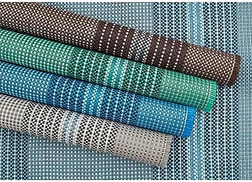2.5x4.5cm Arisol Unisexs Tent Carpet-Classic-Grey 2.5x4.5m