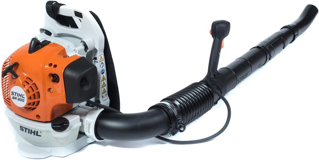 Stihl BR 200 2-takt Benzine bladblazer - 680 m³/h: Amazon.es ...