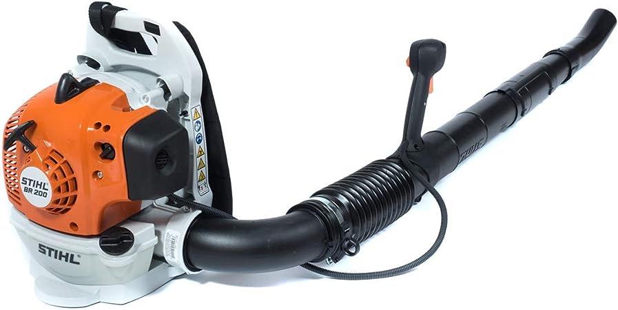 Stihl BR 200 2-takt Benzine bladblazer - 680 m³/h: Amazon.es: Bricolaje y herramientas