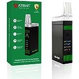 Atman Starlight Vaporizador Herb Vaporizer portable, equipado con 2800Mah batería y 4 niveles de control de temperatura,no Nicotina