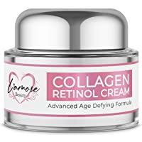 L'amore Beauty Collagen Retinol Cream (30 mL) Anti-Aging Day and Night Facial -...
