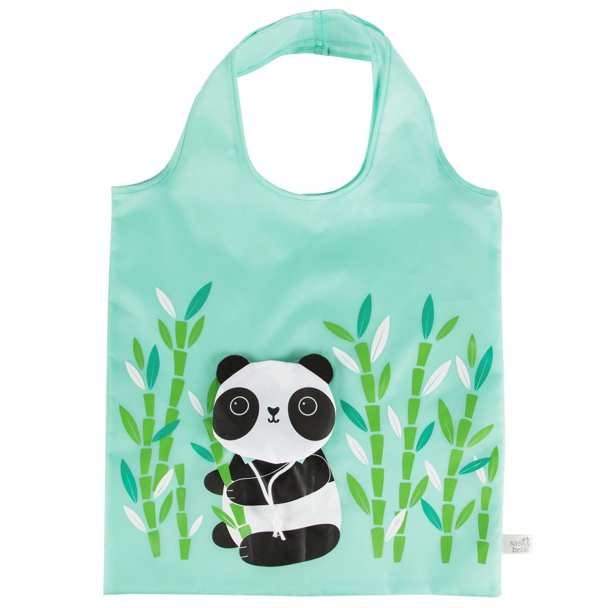 Panda Kawaii Friends Foldable Shopping Bag Sass and Belle Others