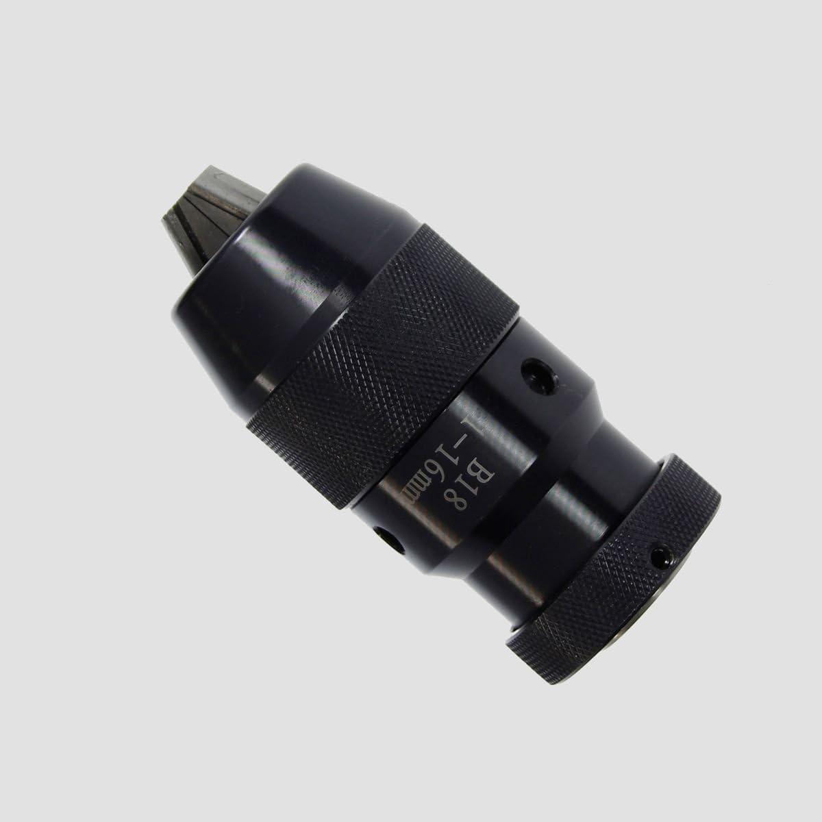 Radial Foret de presse Tour /à haute pr/écision Mandrin sans cl/é B18/3 16/mm 10518418