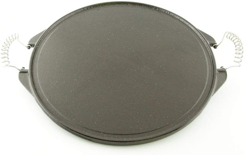 Garcima M282985 - Plancha esmaltada Hierro Fundido 42 cm