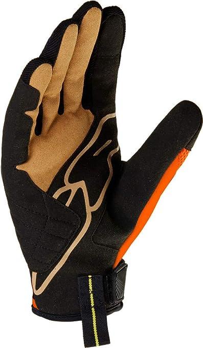 Spidi Flash R Evo Handschuhe M Schwarz Orange Sport Freizeit
