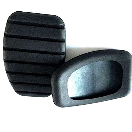 Cubierta de goma del pedal del embrague, embrague -freno-pedal-goma-Pad-para-Renault-Clio-Megane-Laguna-Kango-Scenic-Modus: Amazon.es: Coche y moto
