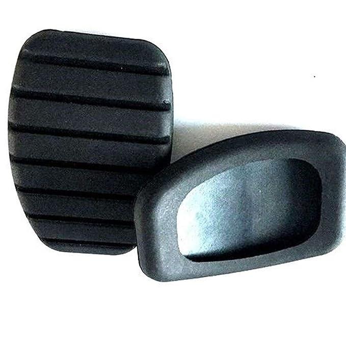 Cubierta de goma del pedal del embrague, embrague-freno-pedal-goma-Pad-para- Renault-Clio-Megane-Laguna-Kango-Scenic-Modus: Amazon.es: Coche y moto