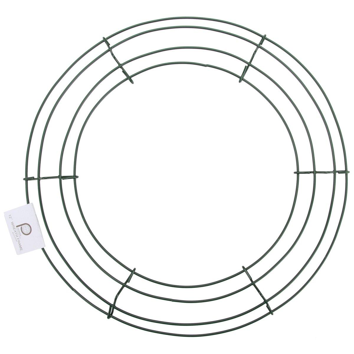 Wire Wreath Frame-18 Craft World FBA_36006