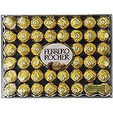 Ferrero Ferrero 费列罗 Rocher榛果威化巧克力48粒装600g(整盒销售)