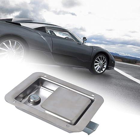 Amazon Com Chengstore Car Stainless Steel Trailer Toolbox Lock Door