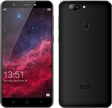 Teléfono Móvil EU, Elephone P8 3D 4G Desbloqueo de Smartphone ...