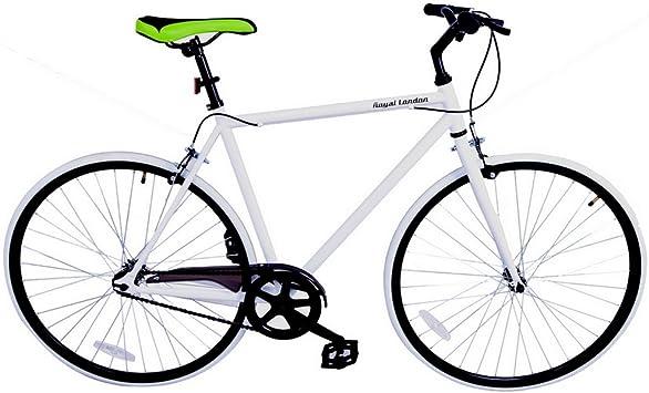 Bicicleta de piñón fijo o de una velocidad, de Royal London ...