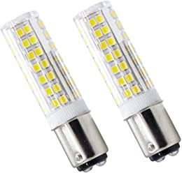 Warm White 3000K E11 led Bulb Dimmable 75W-100W Halogen Replacement Lights T4 JD E11 Mini Candelabra Base Brand: eyexiaotong 7W AC110V// 120V// 130V 5-Pack
