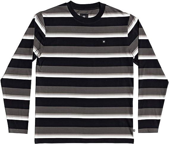 DC Shoes Wesley Stripes - Camiseta de Manga Larga para Hombre ADYKT03151: Amazon.es: Ropa y accesorios